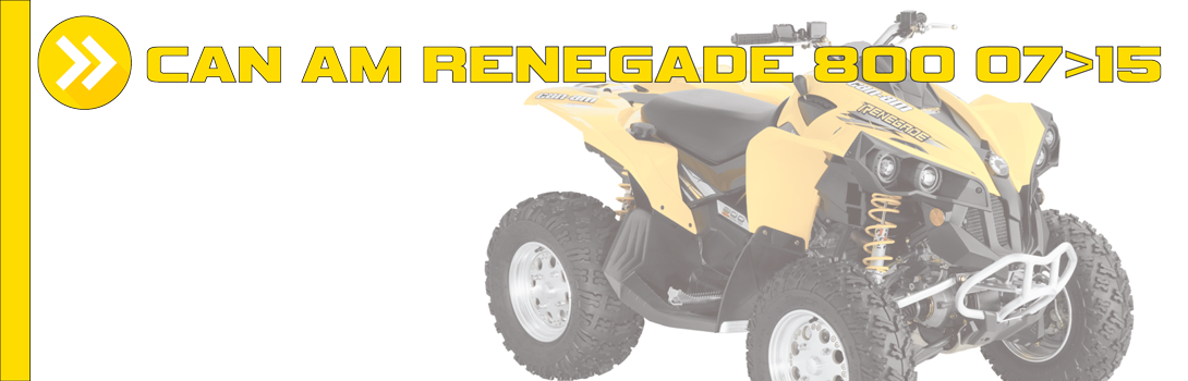 CAN AM RENEGADE 800 07>15