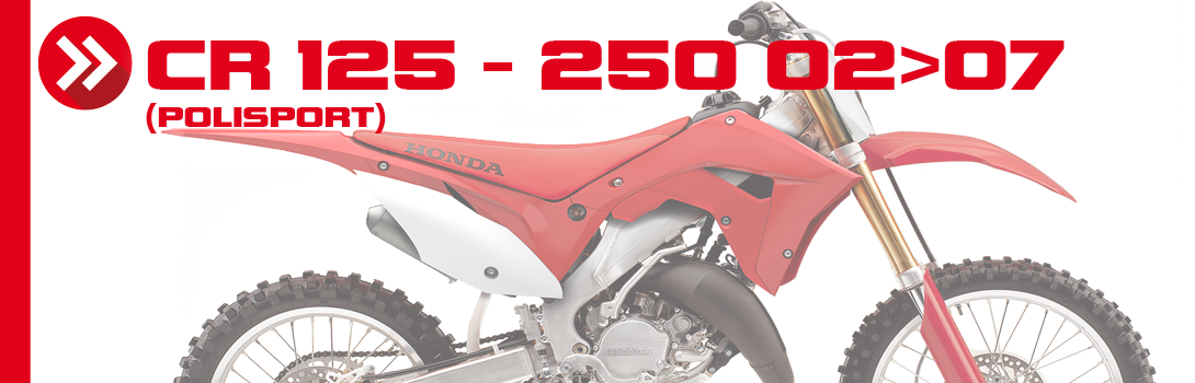 CR 125-250 02>07 (Polisport)