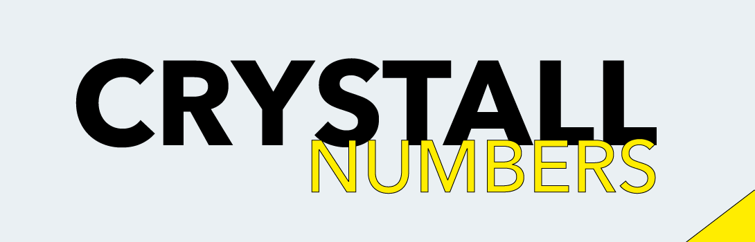 Numbers crystall