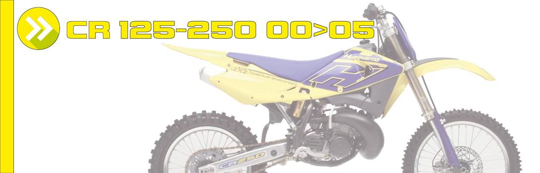 CR/WR 125-250 00>05