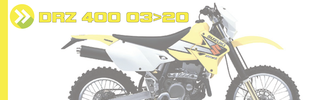 DRZ 400 03>20