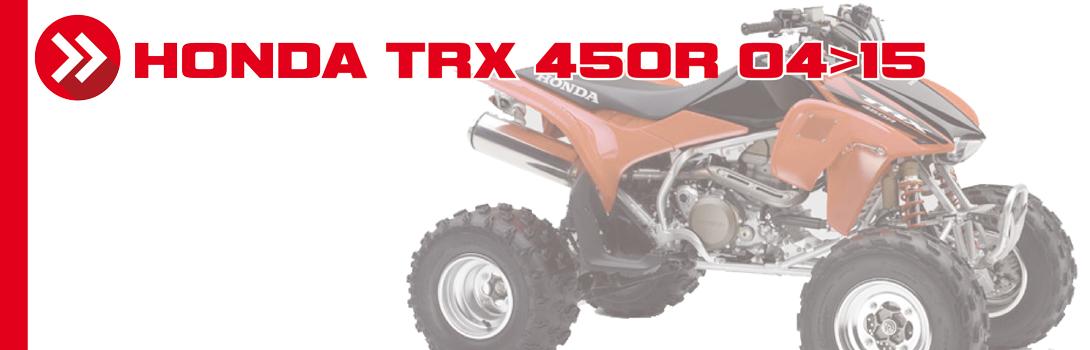HONDA TRX 450R 04>15