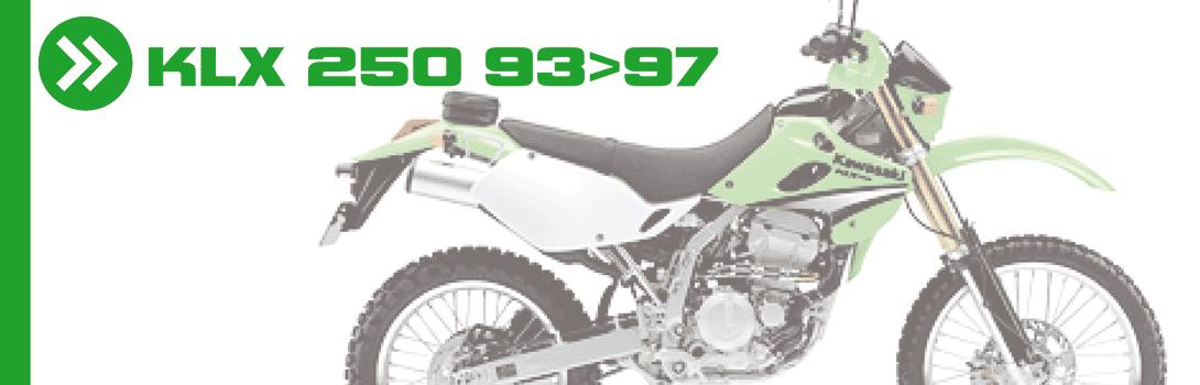 KLX 250 93>97