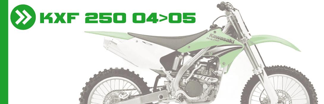 KXF 250 04>05