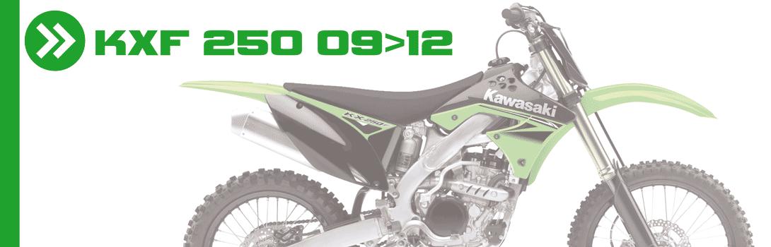 KXF 250 09>12