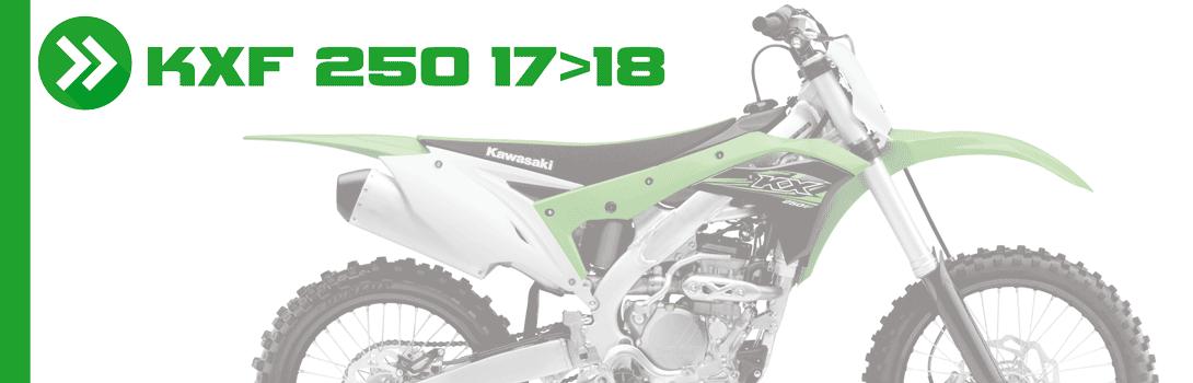 KXF 250 17>18