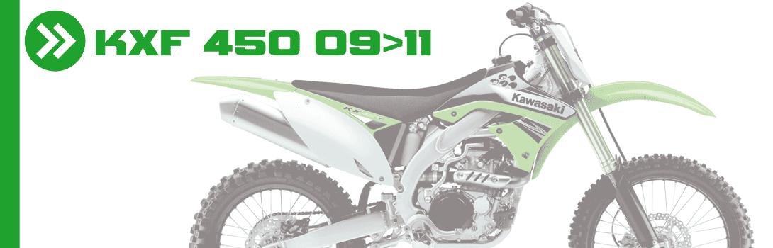 KXF 450 09>11