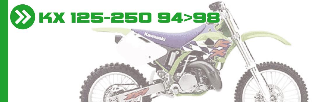 KX 125-250 94>98