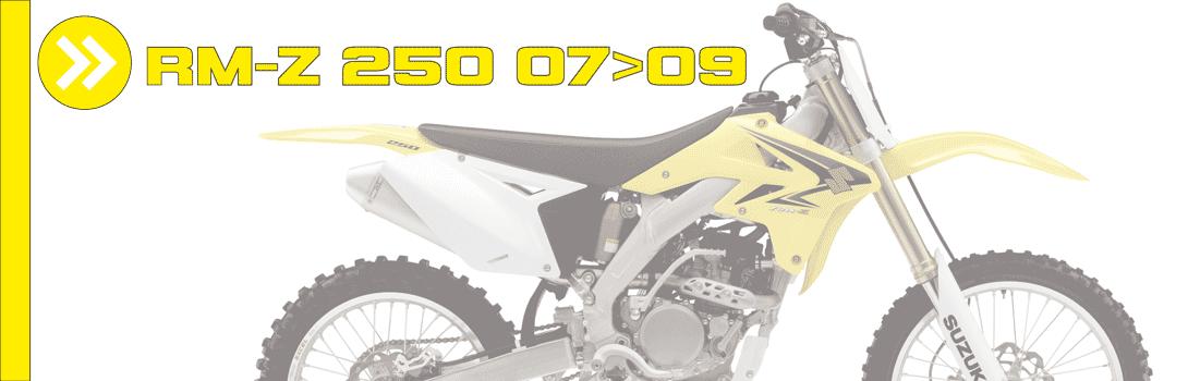 RM-Z 250 07>09