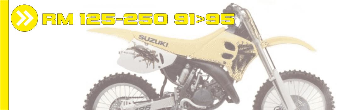 RM 125-250 91>95