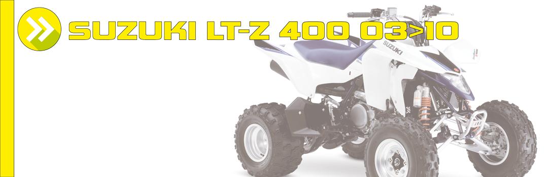 SUZUKI LT-Z 400 03>10