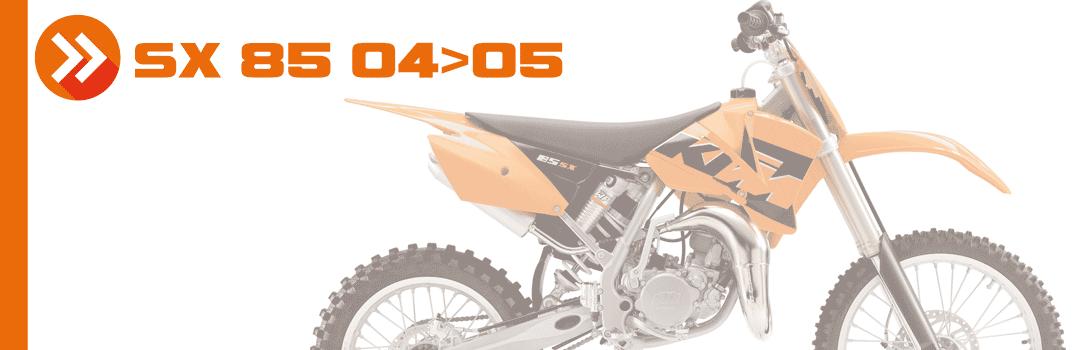 SX 85 04>05