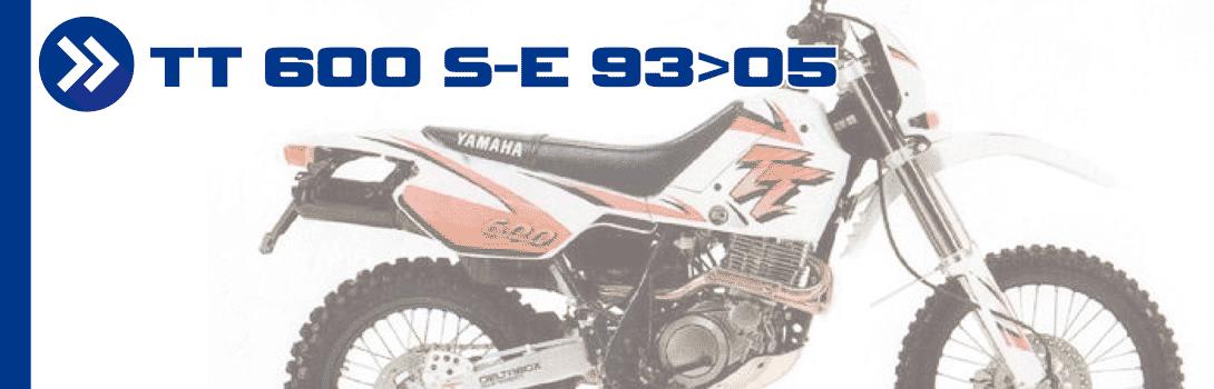 TT 600 S-E 93>05