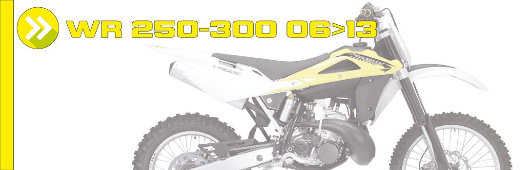 WR 250-300 06>13