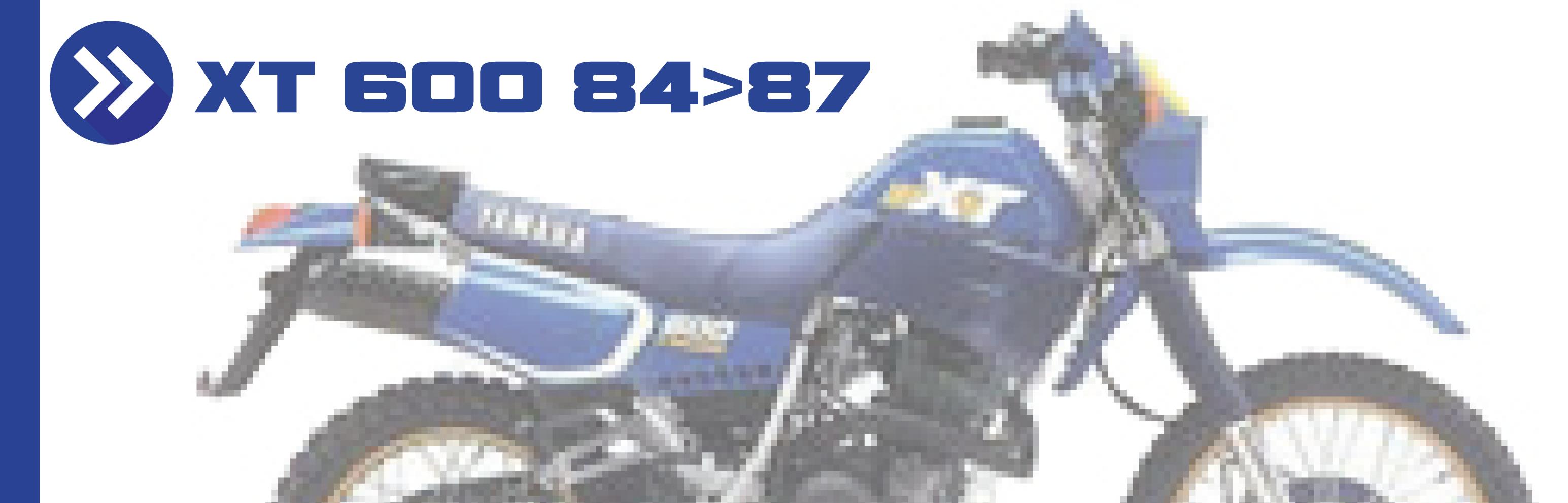 XT 600 84>87
