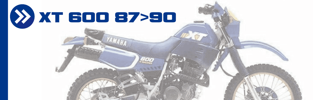 XT 600 87>90