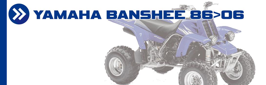 YAMAHA BANSHEE 86>06