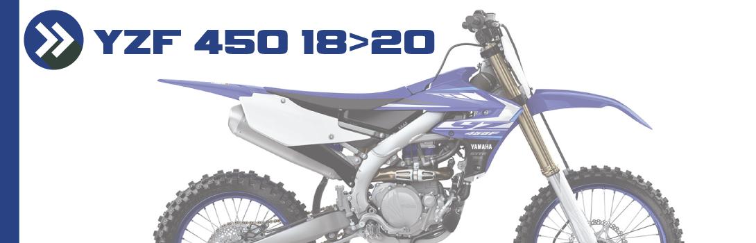 YZF 450 18>20