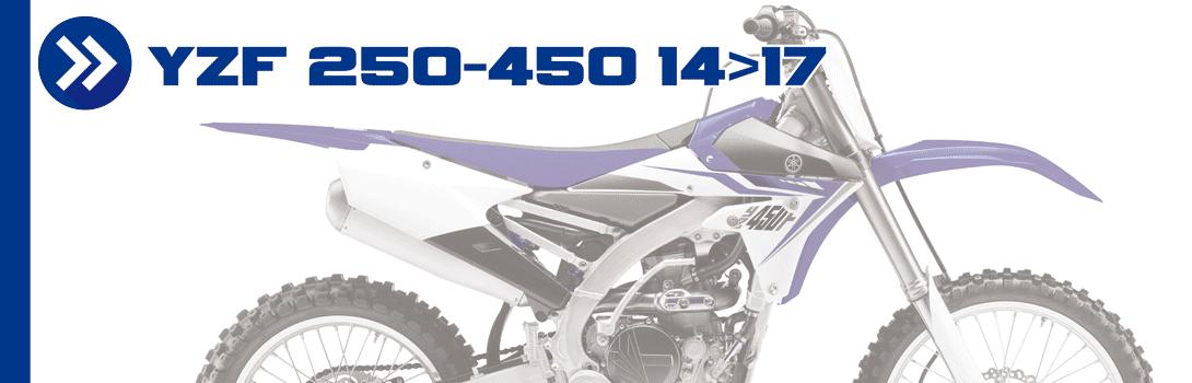 YZF 250-450 14>17