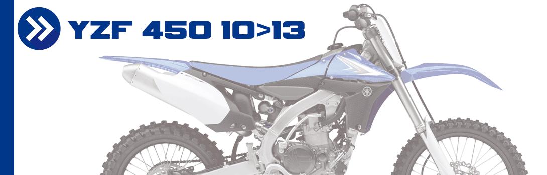 YZF 450 10>13