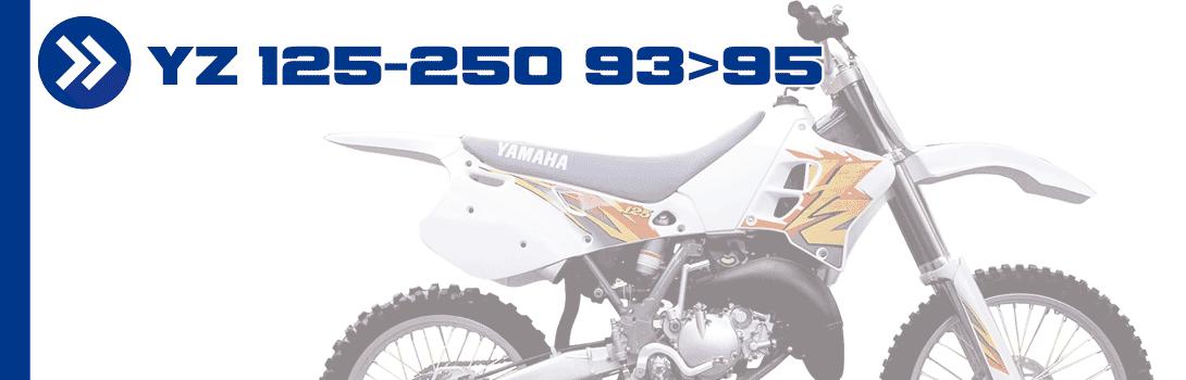 YZ 125-250 93>95