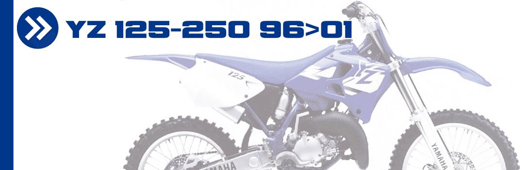 YZ 125-250 96>01