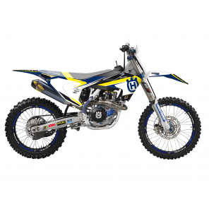 Kit Adesivi Dream 4 HUSQVARNA