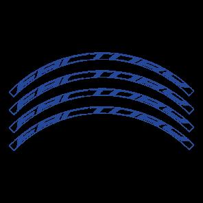 Kit Adesivi Cerchi Factory