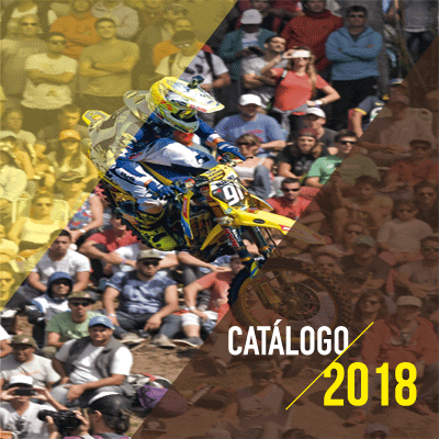 Catalogo 2018 Blackbird Racing