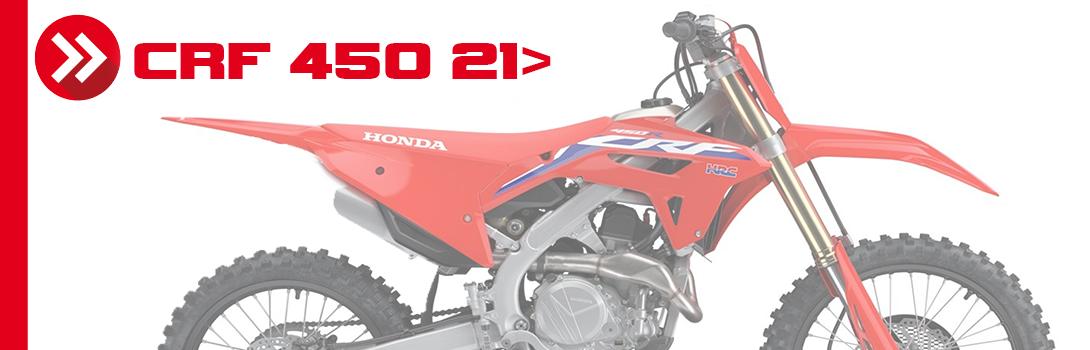 CRF 450 21