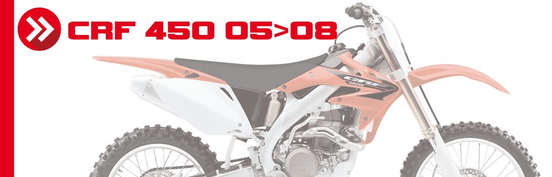 CRF 450 05>08