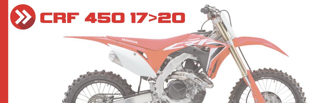 CRF 450 17>20