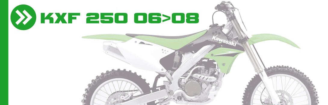 KXF 250 06>08
