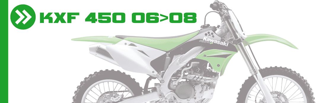 KXF 450 06>08