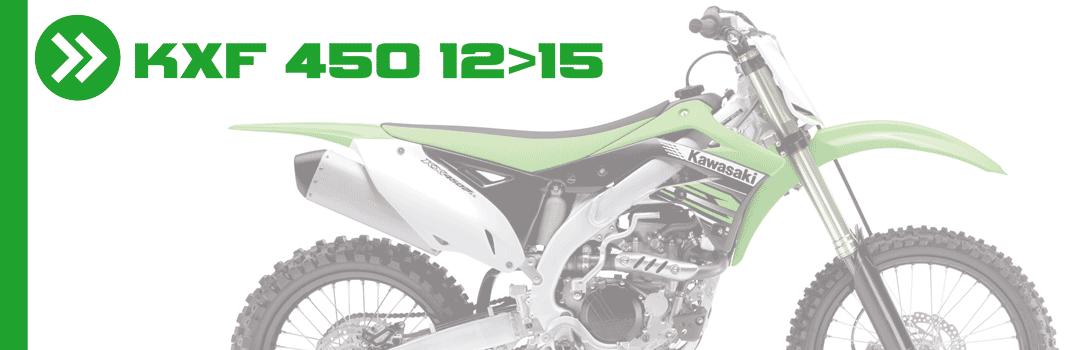 KXF 450 12>15