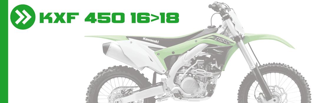 KXF 450 16>18