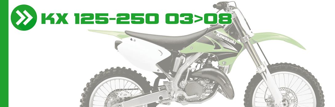 KX 125-250 03>08