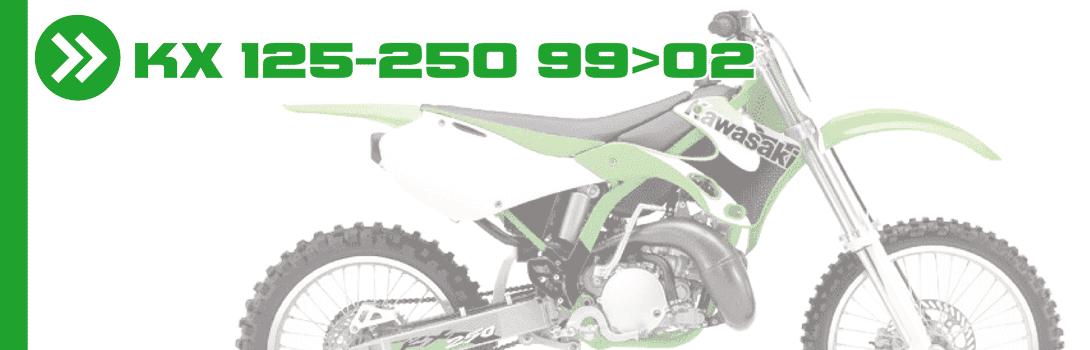 KX 125-250 99>02