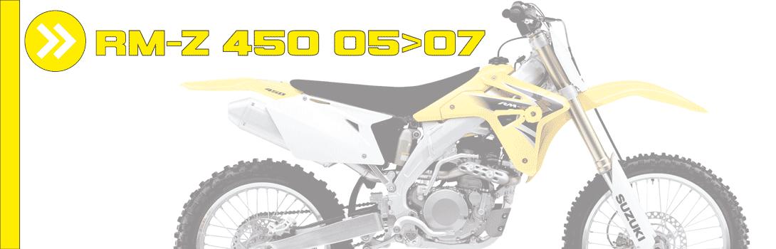 RM-Z 450 05>07