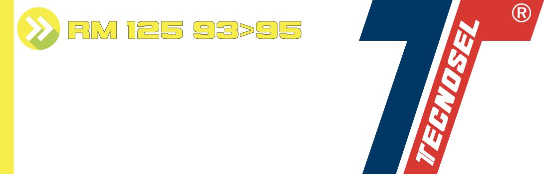 RM 125-250 93>95