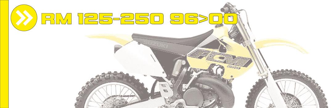 RM 125-250 96>00