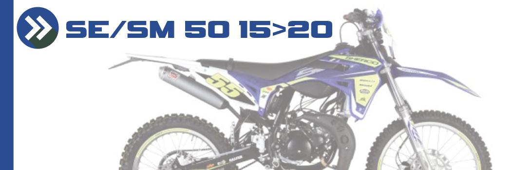 SE/SM 50 15>21