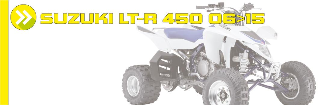 SUZUKI LT-R 450 06>15