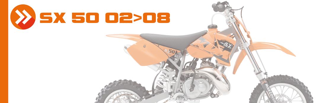 SX 50 02>08