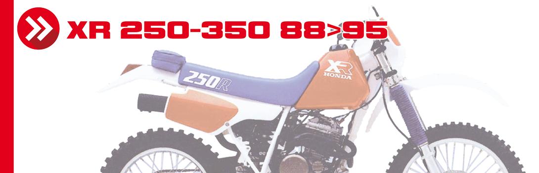 XR 250-350 88>95