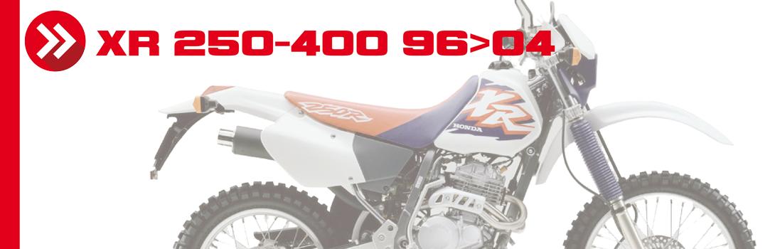 XR 250-400 96>04