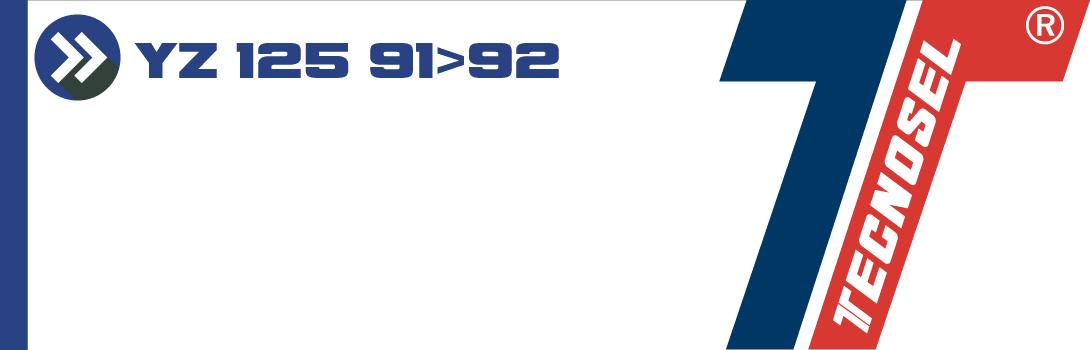 YZ 125-250 91>92