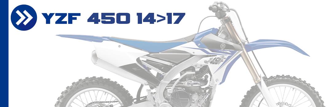 YZF 450 14>17
