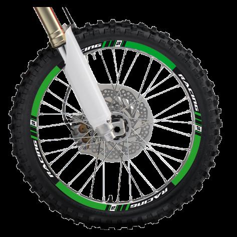 Kit Adesivi Cerchi 2014 - Verde