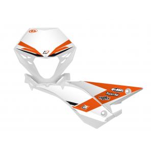 Kit Adesivi Portanumero Personalizzato Dream 4